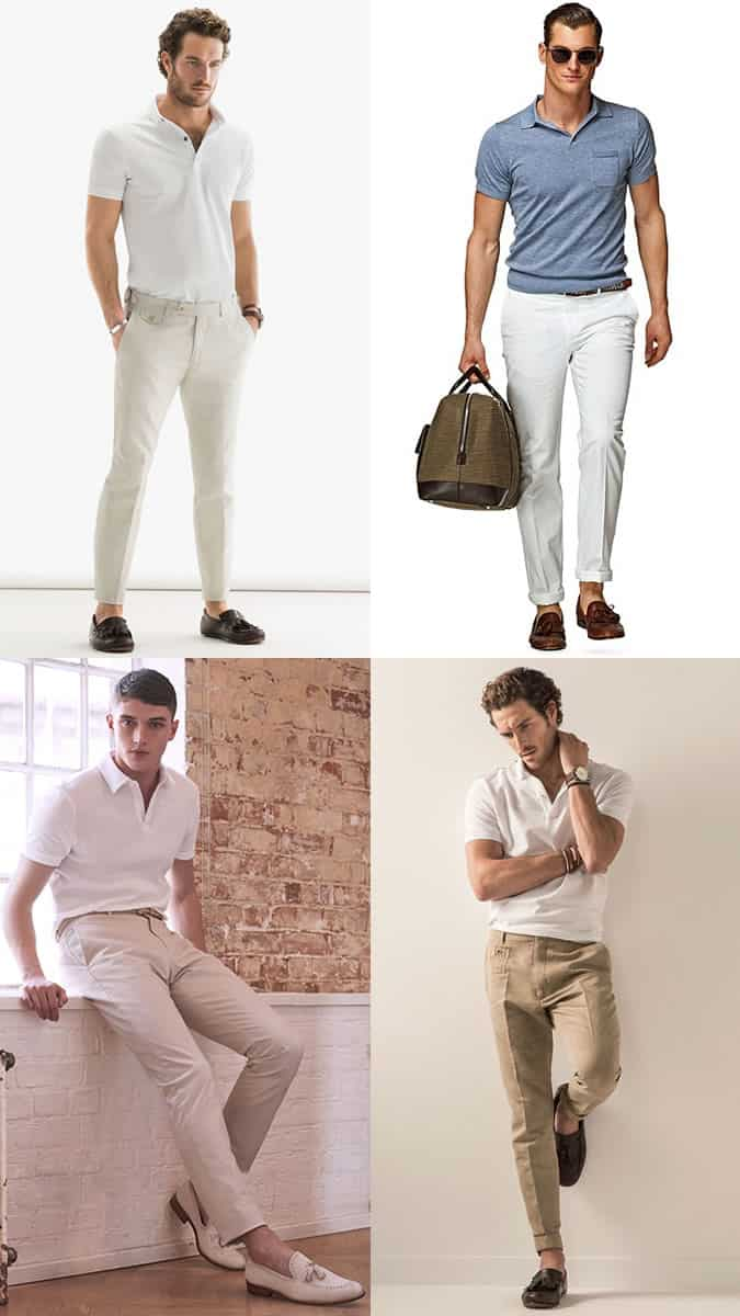 Go To Looks You Can Build With Men S Wardrobe Staples