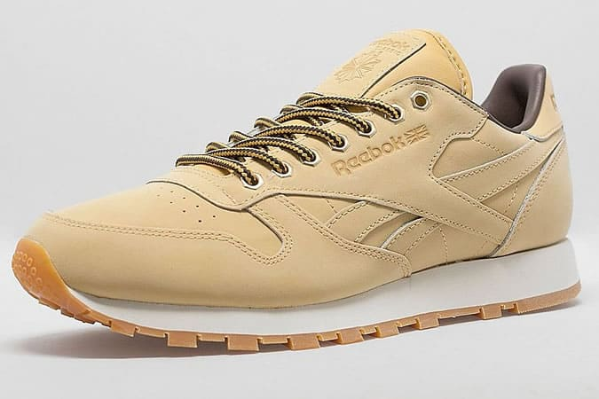 Reebok Classic Leather Waterproof