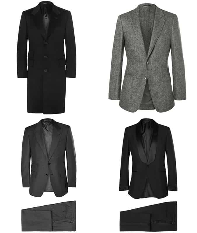 Men's Tom Ford Clothing