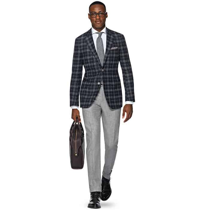 Men's Tailoring Separates Outfit Inspiration