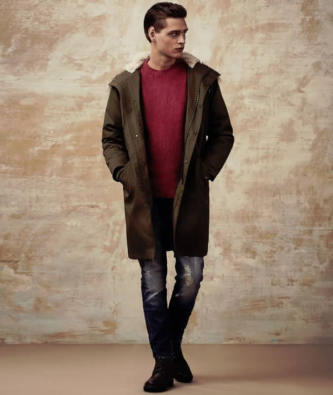 New Look - Best AW15 Menswear Looks/Outfits