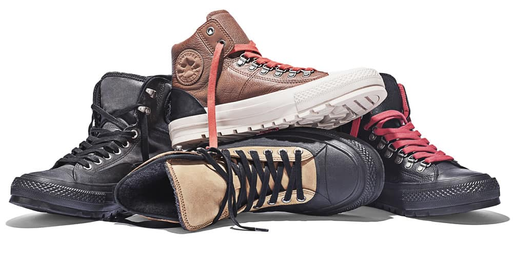 Converse Sneakerboot Collection