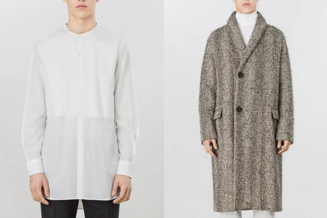 Men's Lemaire Clothing