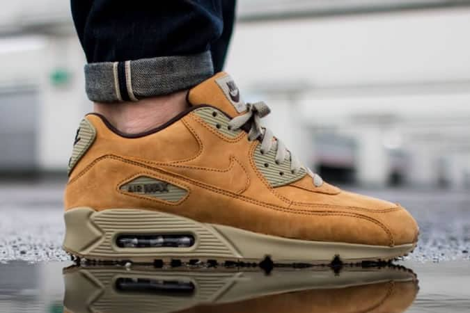 Nike Air Max 90 LTR PRM Flax Pack