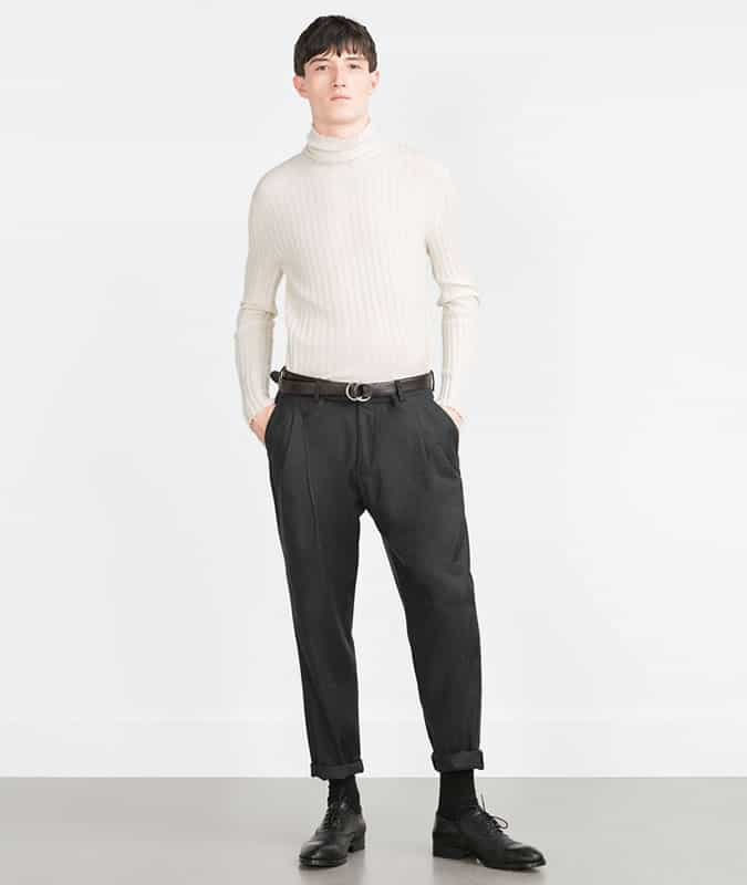 Men's Seventies Outfit - Flare Trousers