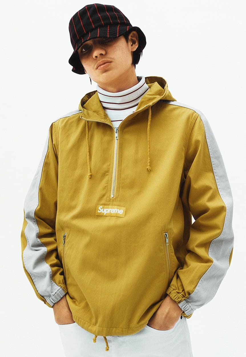 Supreme Spring/Summer 2016 Menswear Lookbook