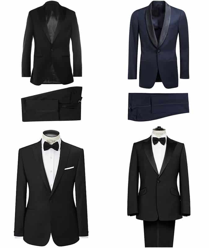 Men's Dinner Suits/Tuxedos