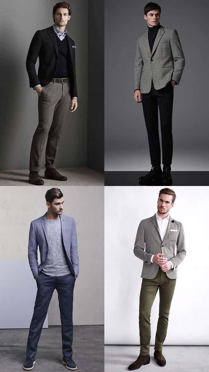 Men's Smart Valentine's Day Date Outfit Inspiration Lookbook
