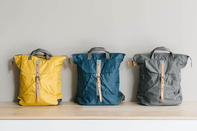 Ally Capellino x tokyobike Cycle Bag