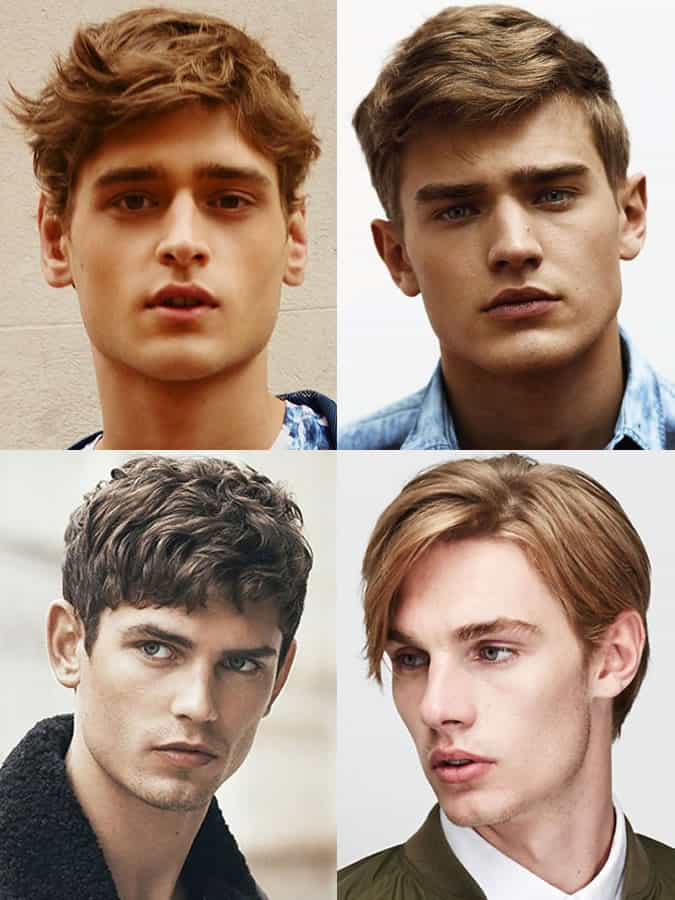 How To Choose The Right Haircut For Your Face Shape | FashionBeans