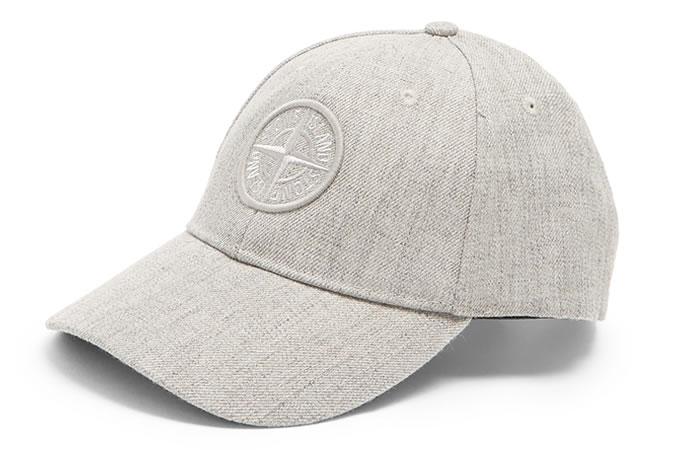 Stone Island Classic Embroidered Baseball Cap