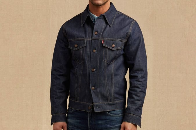 Levi's 1967 Type III Denim Jacket