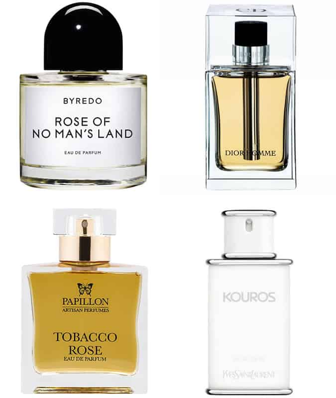 Men's Floral Fragrances/Scents