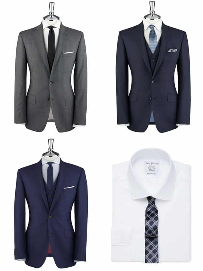 Recommended Wedding Guest Suits For Men