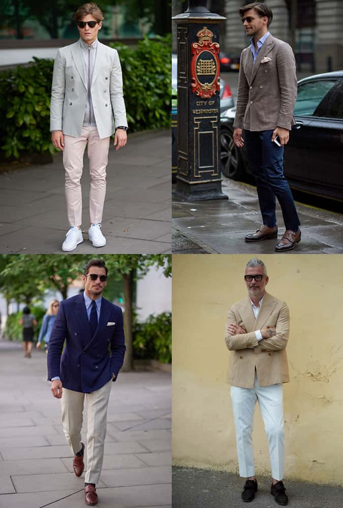 Men's Fashion Week Street Trends