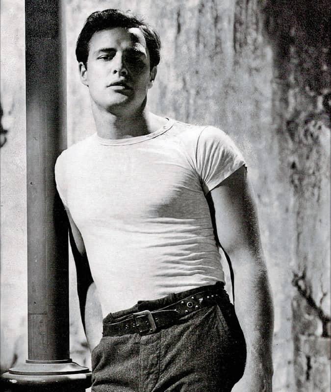 Marlon Brando - Iconic Summer Menswear Looks