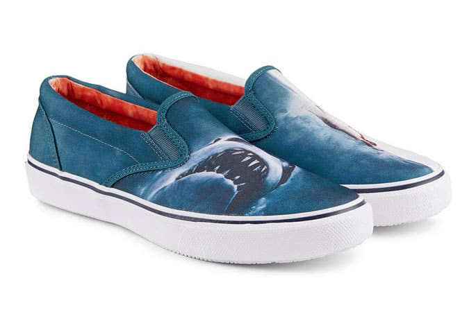 Sperry x Jaws