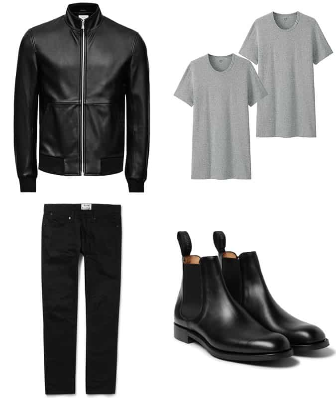 Men's Night Out Outfit