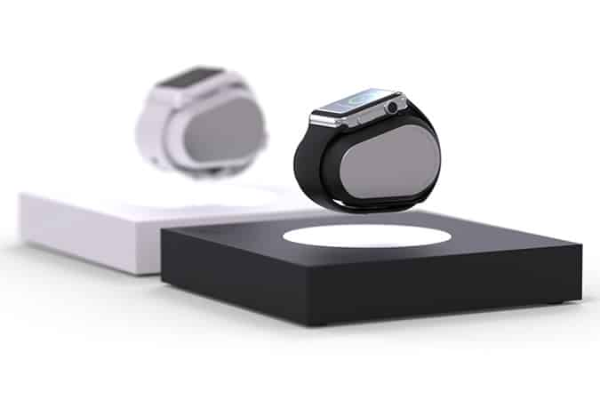 Lift Anti-Gravity Levitating Smartwatch Charger
