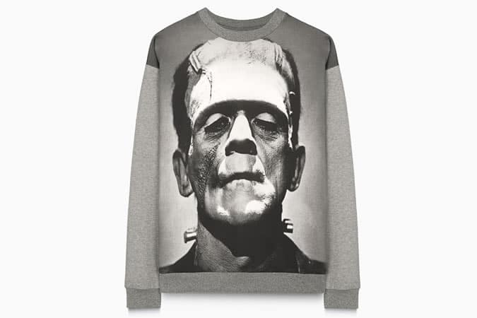 Christopher Kane Frankenstein Sweatshirt