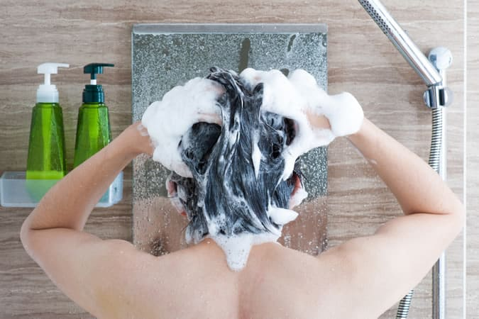 Men's Hair Myths Debunked - The more lather the better when it comes to shampoos