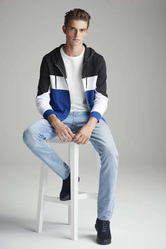 River Island Men's Denim AW16