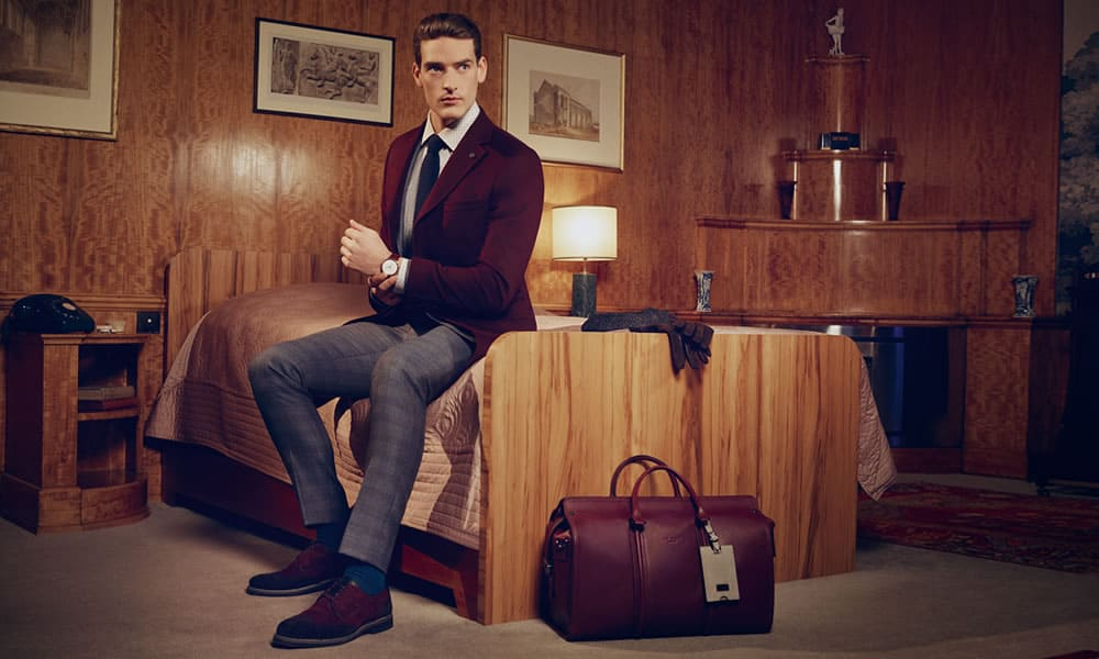 Ted Baker AW16 Mission Impeccable - Accessories