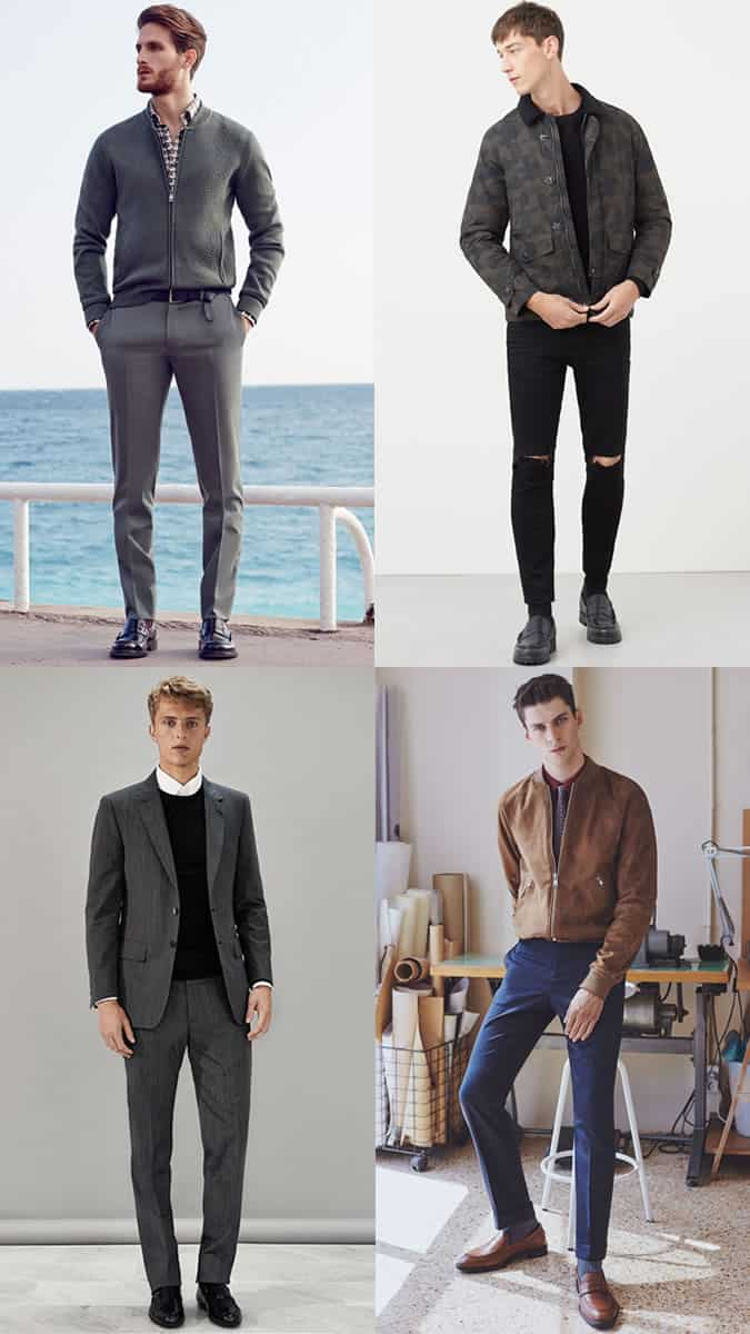 5 Key Men's Fashion Trends From London Collections: Men SS15