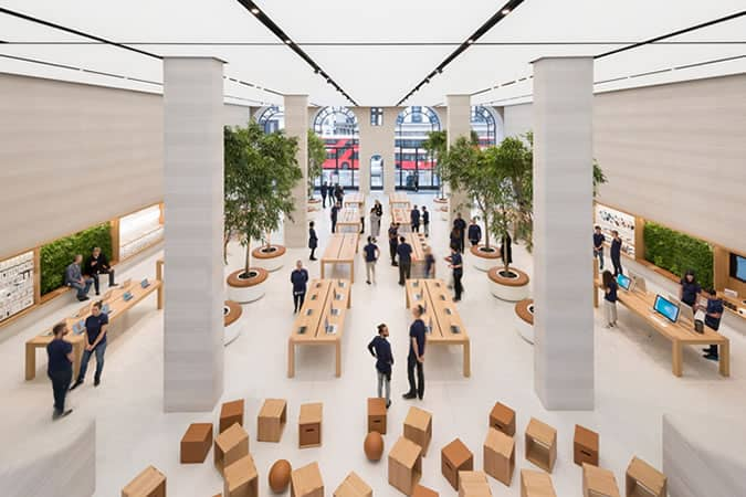 Apple Regent Street Flagship, London