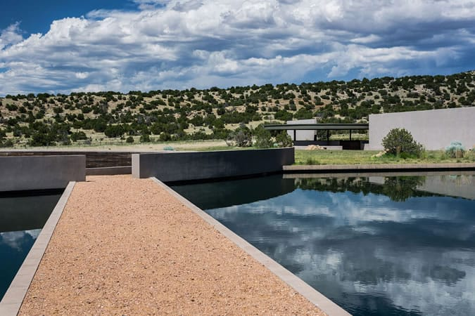 Tom Ford, Menswear Designer New Mexico Ranch