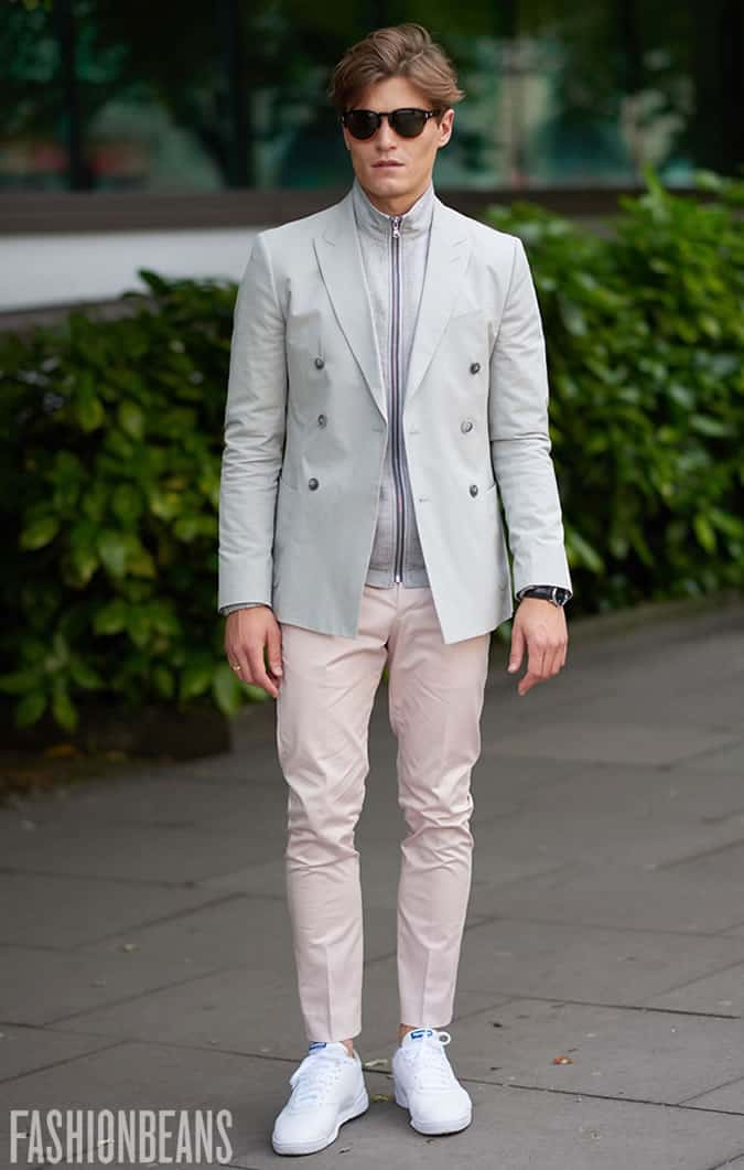 Oliver Cheshire - Tonal Sports Luxe Outfit
