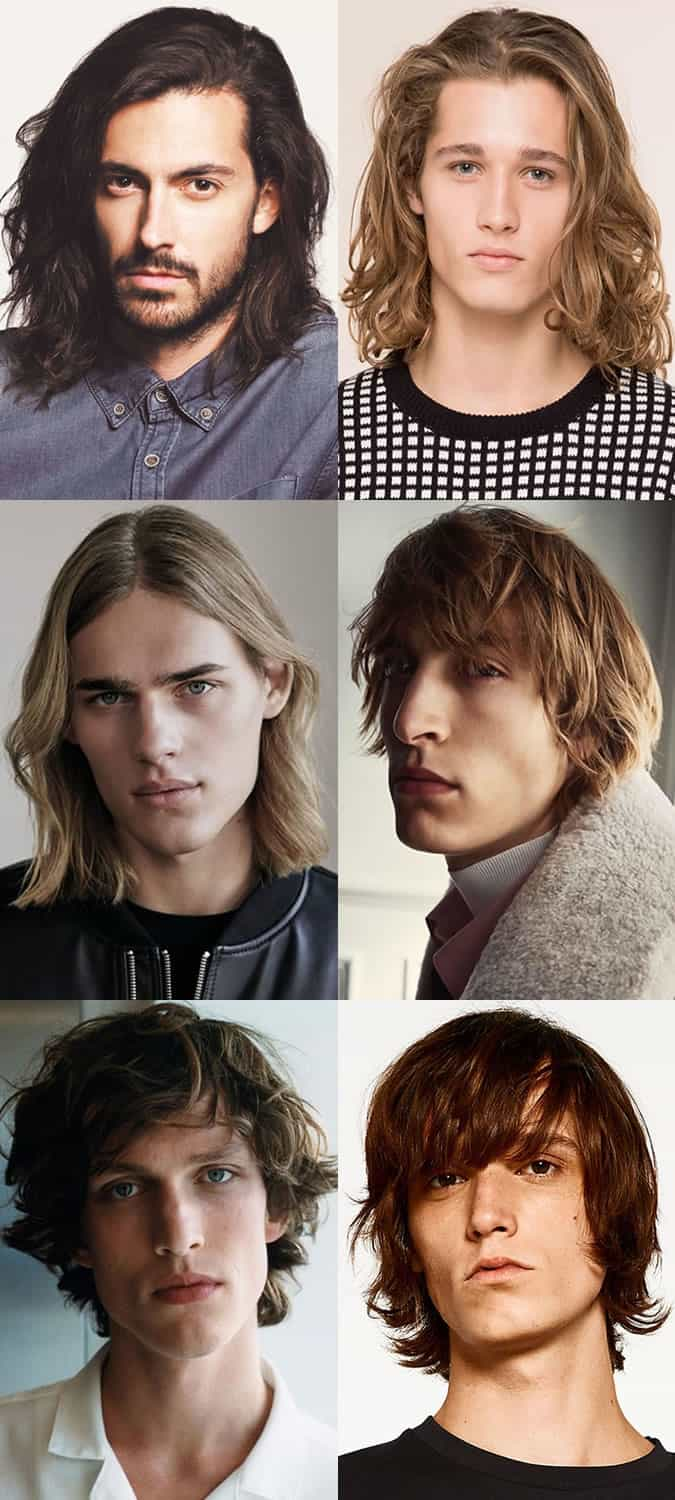 the biggest men's hair trends for 2017 | fashionbeans