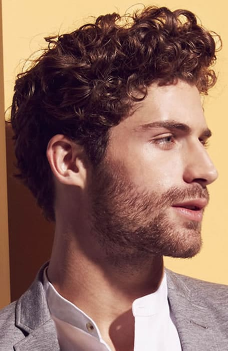 37 of the best curly hairstyles for men fashionbeans 37 curly hairstyles urmus Image collections
