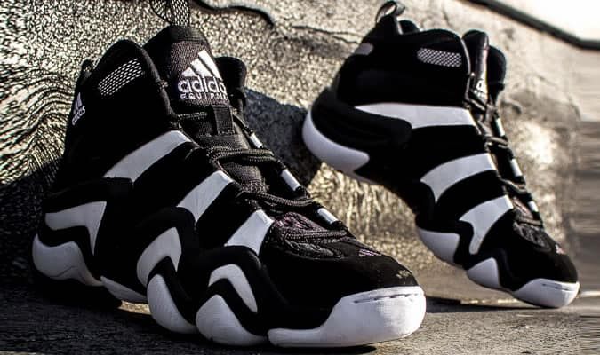 adidas Crazy 8 basketball shoe