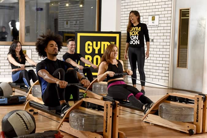 GYMBOX's new class P.I.T