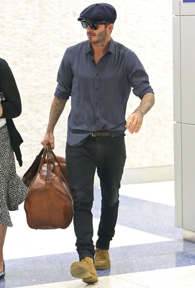 The David Beckham Styl...