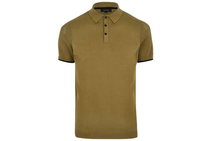 River Island Polo Shirt
