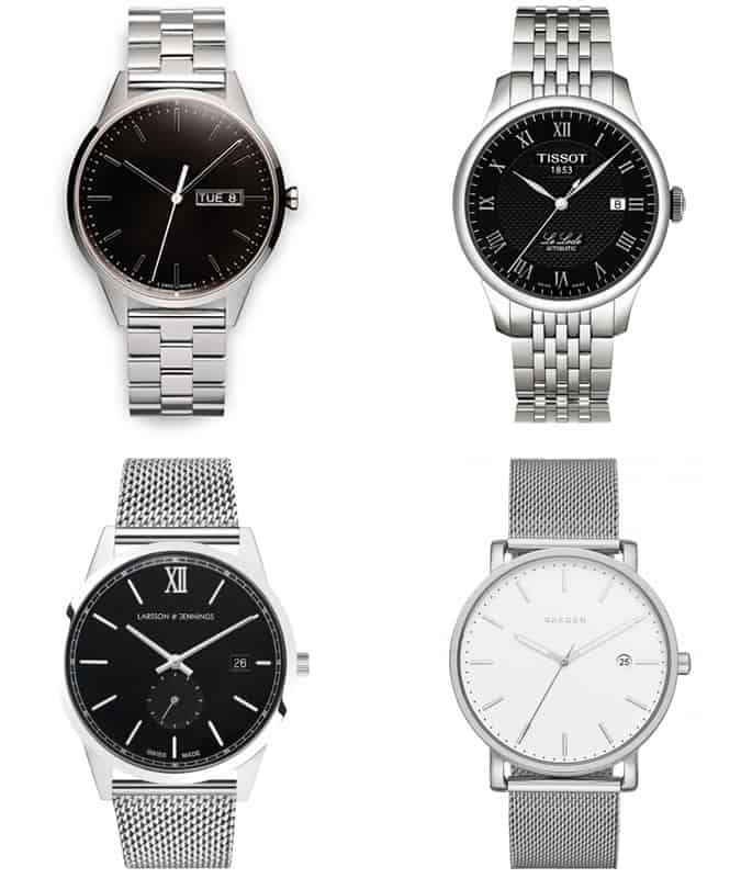 Men's Steel Watches