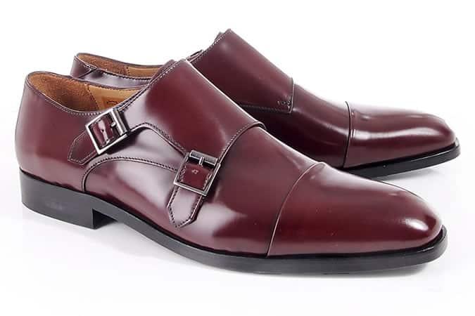 پل اسمیت لوئیجی دو Monkstrap کفش