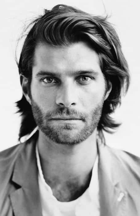 40 of the best mens long hairstyles fashionbeans mens long hairstyles urmus