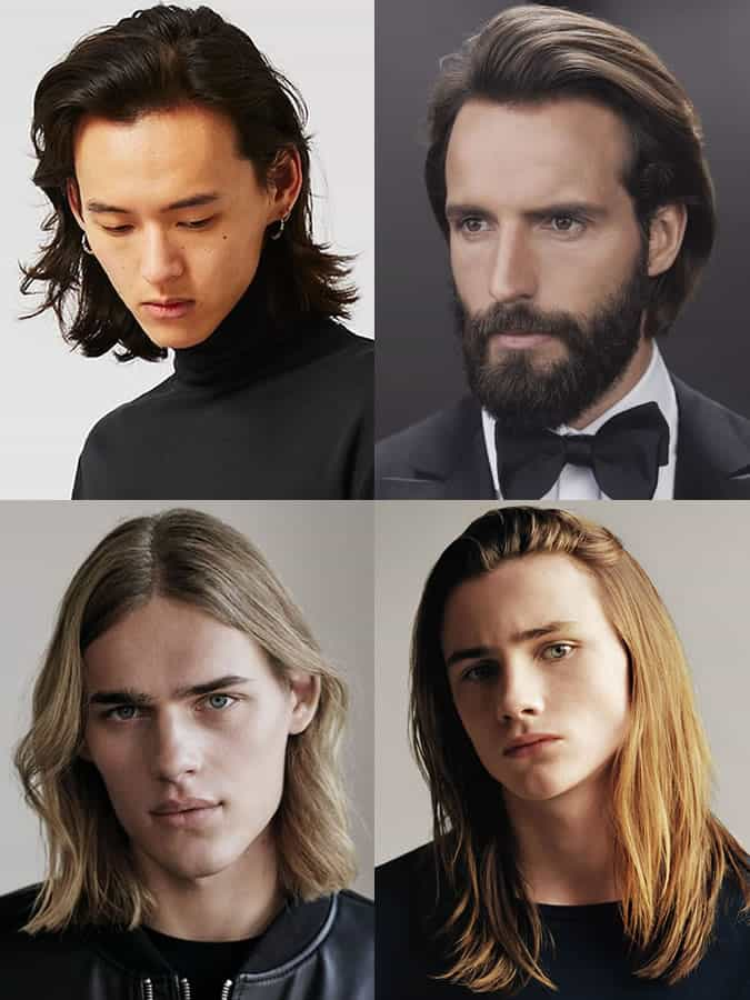 The Best Long Hairstyles For Men (And How To Grow Your Hair Out ...