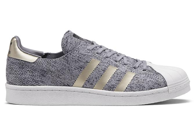 Adidas Originals Superstar Boost Noble Metal