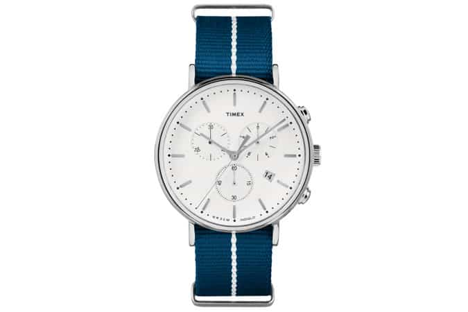 Timex Fairfield Chronograph