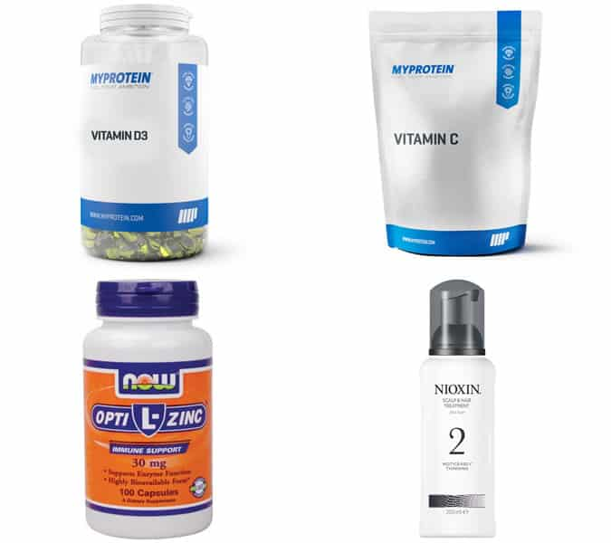 Men's Vitamins and Minerals