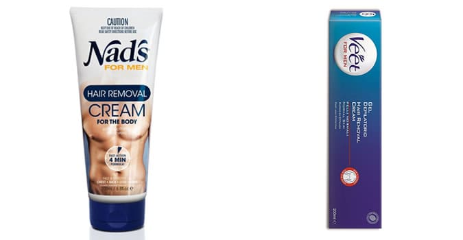 Men's Depilatory Creams