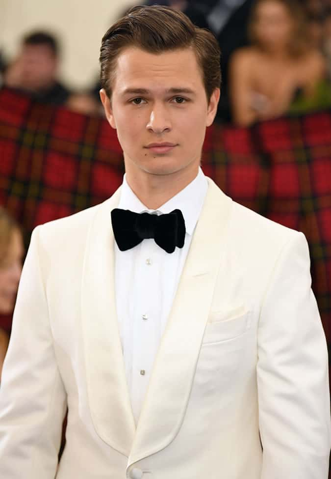 4 Reasons Why Ansel Elgort Will Make A Perfect JFK