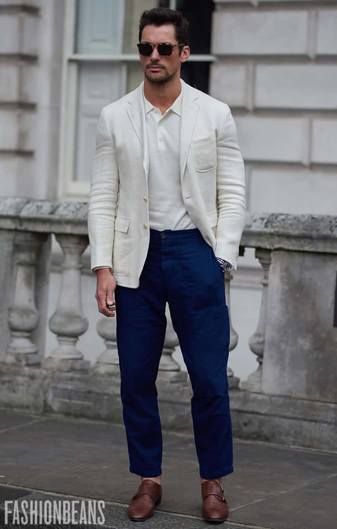 Best Dressed Men At London Fashion Week Men's