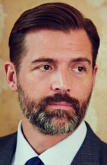 Patrick Grant Hairstyle