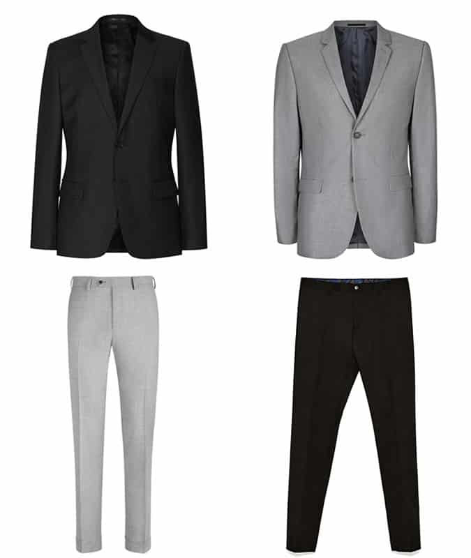 The Best Men's Separates Combinations | FashionBeans
