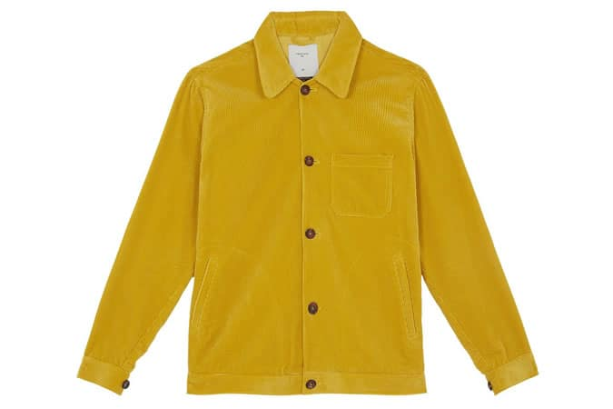 Percival Uami Collection Vincent Jacket